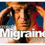 Have you tried Microsoft Migrane it really works