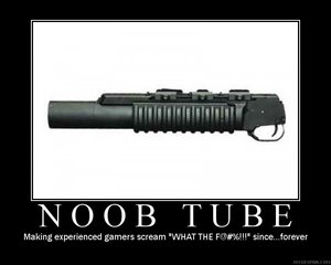 Tubegator endorses the Noob Tube. Get busy tubing today!