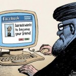 Obama wants to be friends with Iran via Facebook