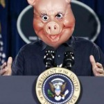 Animal Farm pig, some are more equal than others