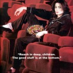 Michael Jackson has candy, reach in deep for the good stuff