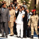 P.I.M.P. Muammar Abu Minyar al-Gaddafi and his female bodyguards