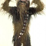 Chewbacca likes the Beatrice hat