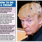How to make your own Donald Trump hairdo