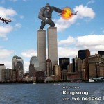 King kong helping out