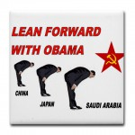 Bowing down is important in the new America