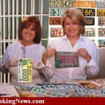 More Martha Stewart license plates