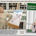 Learn investing with Martha Stewart