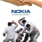 Nokia connecting people in Iran with Nokia's surveillance solutions