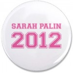 The button for her 2012 campaign