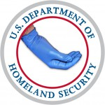 The U.S Department of Homeland Security logo