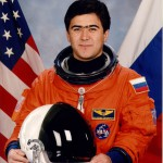 First monobrow in space